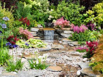 Benefits Of Excellent Garden Designs