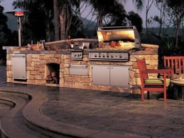 Choosing A Perfect Barbecue For The Patio