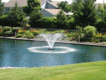 How To Properly Add Ponds and Fountains