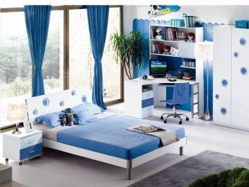 Decorating Tips For Youth Bedrooms