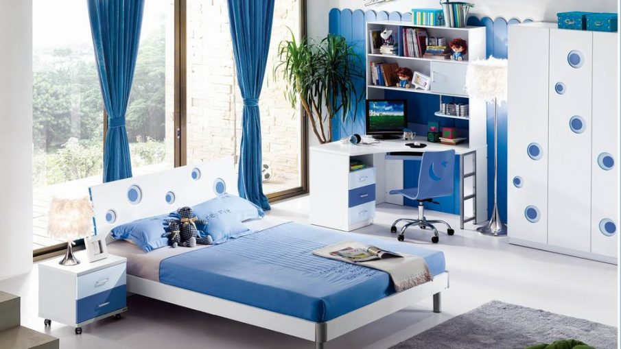 . Decorating Tips For Youth Bedrooms