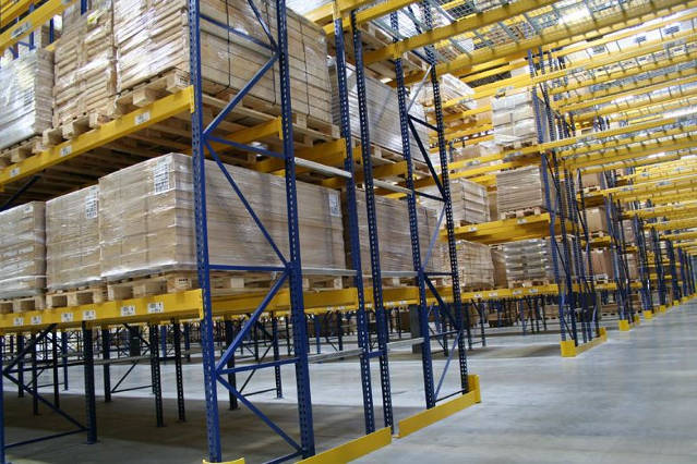 Determining The Best Type Of Pallet Racking