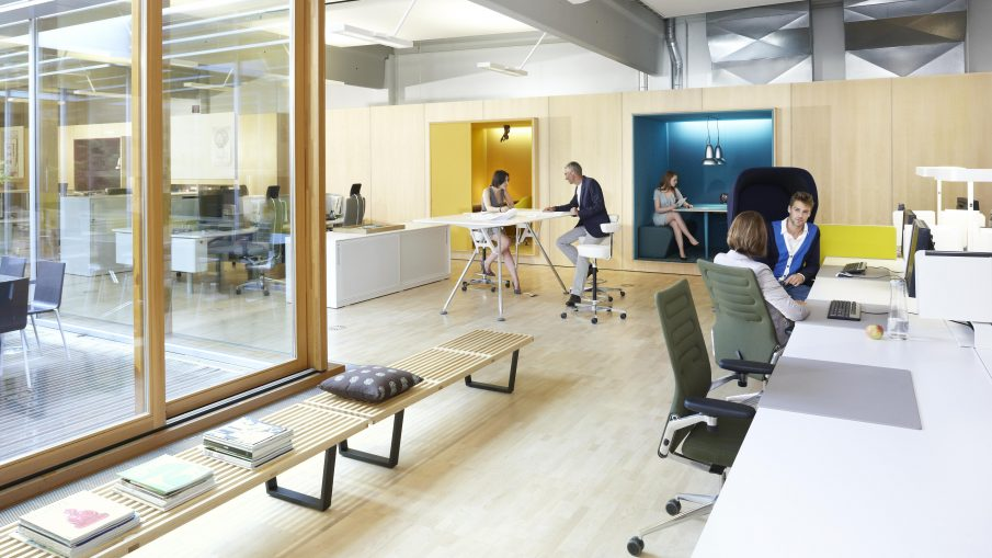 5 rules of good office design for Good office design