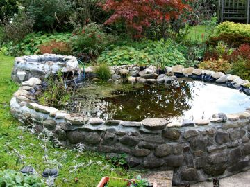 Install A Pond Pump In Your Garden For A Unique Atmosphere