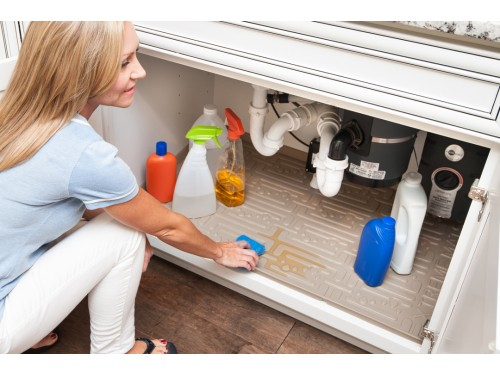 How To Protect Under Sink Kitchen Cabinets From Water Damage
