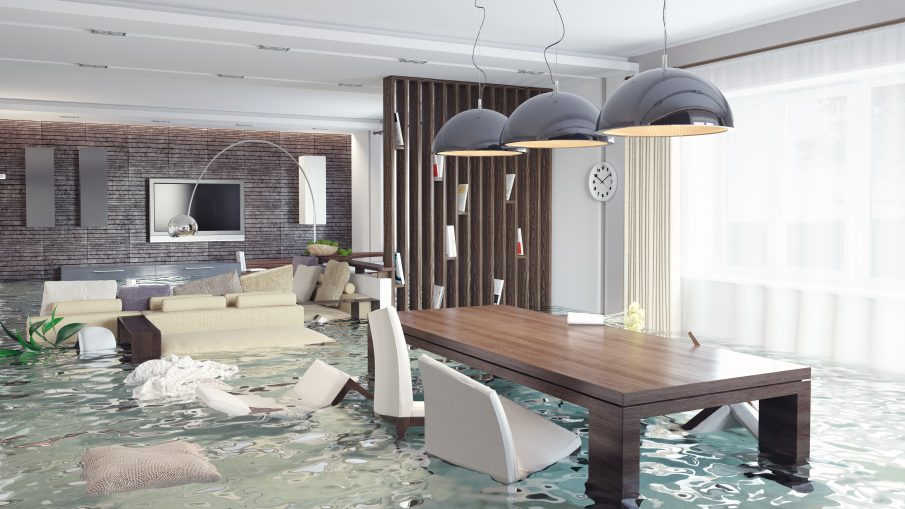 Dealing With A Home Flood